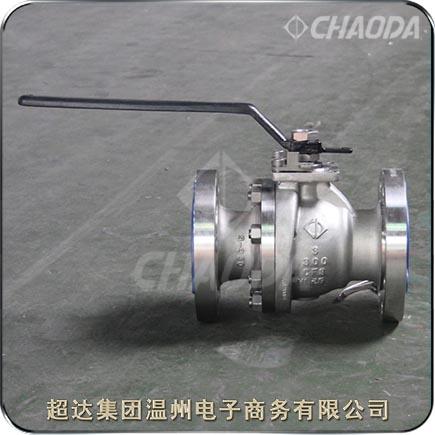 Class300钢制浮动式球阀