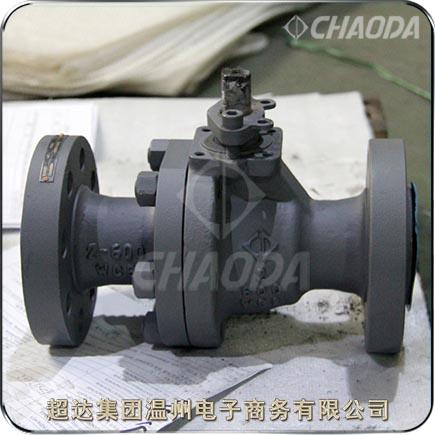 Class600钢制浮动球阀