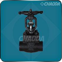 Class150承插焊连接锻钢闸阀