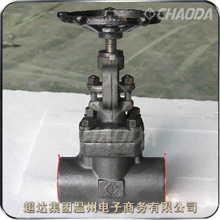 螺纹连接锻钢闸阀